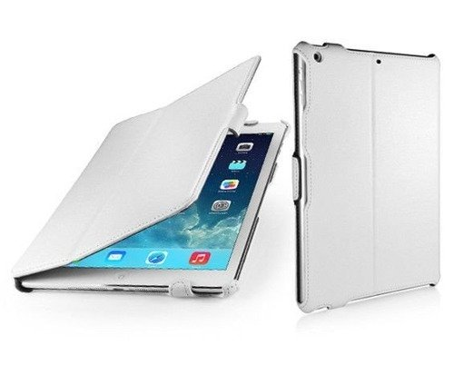 Etui Stilgut UltraSlim - białe - iPad Air