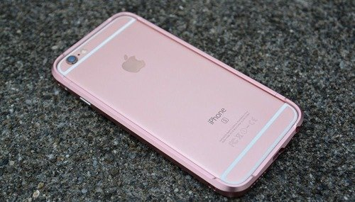 Devil Case Bumper Rose Gold | Obudowa dla modelu Apple iPhone 7