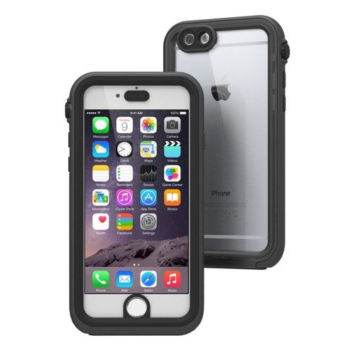 Etui Catalyst Waterproof Case iPhone 6/6S Czarne