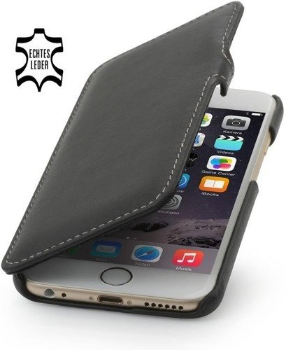 Etui Stilgut UltraSlim Book Apple iPhone 6 / 6S Czarne