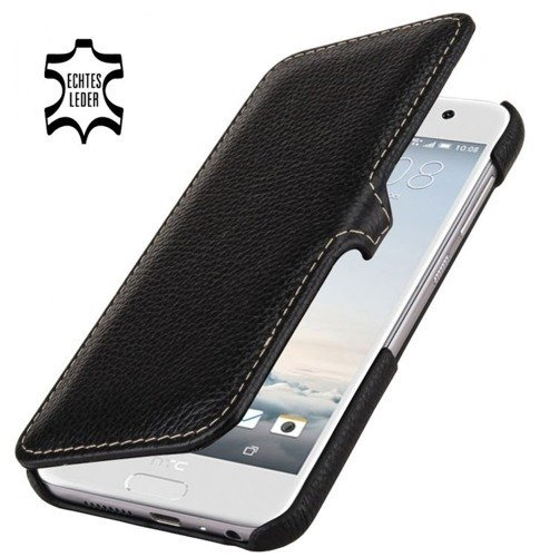 Etui Stilgut UltraSlim Book HTC One A9 Czarnym