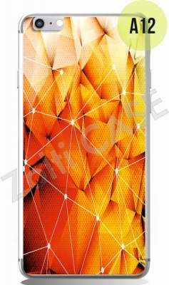 Etui Zolti Ultra Slim Case - Apple iPhone 6 / 6S - Abstract - Wzór A12