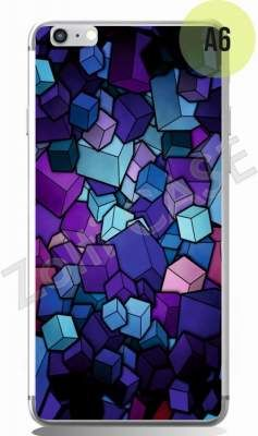 Etui Zolti Ultra Slim Case - Apple iPhone 6 / 6S - Abstract - Wzór A6