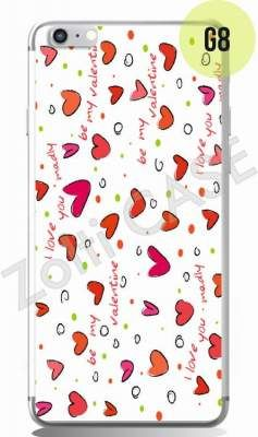 Etui Zolti Ultra Slim Case - Apple iPhone 6 / 6S - Girls Stuff - Wzór G8