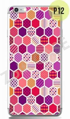 Etui Zolti Ultra Slim Case - Apple iPhone 6 / 6S - Texture - Wzór P12