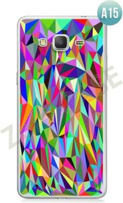 Etui Zolti Ultra Slim Case - Galaxy Grand Prime - Abstract - Wzór A15