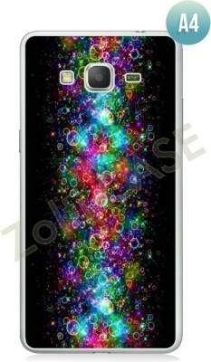 Etui Zolti Ultra Slim Case - Galaxy Grand Prime - Abstract - Wzór A4