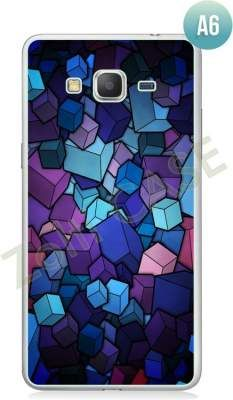 Etui Zolti Ultra Slim Case - Galaxy Grand Prime - Abstract - Wzór A6