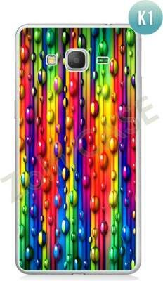 Etui Zolti Ultra Slim Case - Galaxy Grand Prime - Colorfull - Wzór K1