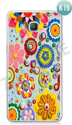 Etui Zolti Ultra Slim Case - Galaxy Grand Prime - Colorfull - Wzór K19