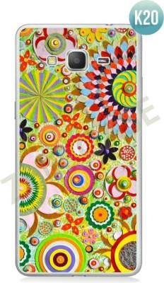 Etui Zolti Ultra Slim Case - Galaxy Grand Prime - Colorfull - Wzór K20