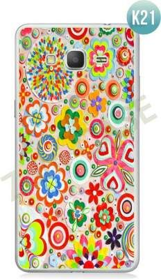 Etui Zolti Ultra Slim Case - Galaxy Grand Prime - Colorfull - Wzór K21