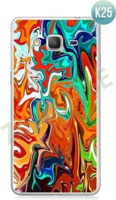 Etui Zolti Ultra Slim Case - Galaxy Grand Prime - Colorfull - Wzór K25