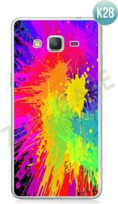 Etui Zolti Ultra Slim Case - Galaxy Grand Prime - Colorfull - Wzór K28
