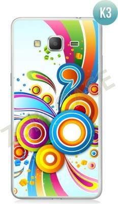 Etui Zolti Ultra Slim Case - Galaxy Grand Prime - Colorfull - Wzór K3