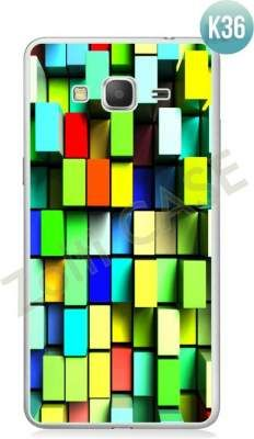 Etui Zolti Ultra Slim Case - Galaxy Grand Prime - Colorfull - Wzór K36
