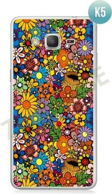 Etui Zolti Ultra Slim Case - Galaxy Grand Prime - Colorfull - Wzór K5