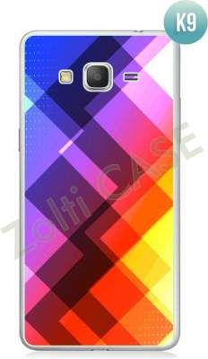 Etui Zolti Ultra Slim Case - Galaxy Grand Prime - Colorfull - Wzór K9