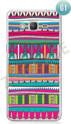 Etui Zolti Ultra Slim Case - Galaxy Grand Prime - Girls Stuff - Wzór G1