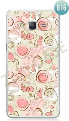 Etui Zolti Ultra Slim Case - Galaxy Grand Prime - Girls Stuff - Wzór G16