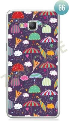 Etui Zolti Ultra Slim Case - Galaxy Grand Prime - Girls Stuff - Wzór G6