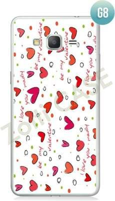 Etui Zolti Ultra Slim Case - Galaxy Grand Prime - Girls Stuff - Wzór G8
