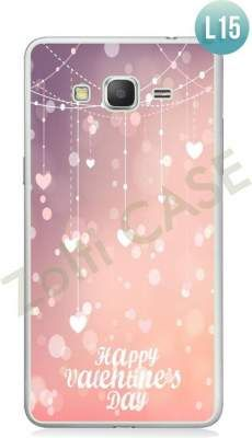 Etui Zolti Ultra Slim Case - Galaxy Grand Prime - Romantic - Wzór L15