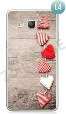 Etui Zolti Ultra Slim Case - Galaxy Grand Prime - Romantic - Wzór L4