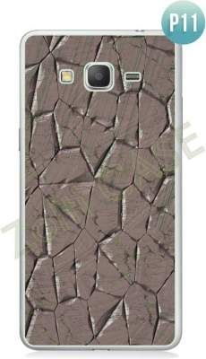 Etui Zolti Ultra Slim Case - Galaxy Grand Prime - Texture - Wzór P11