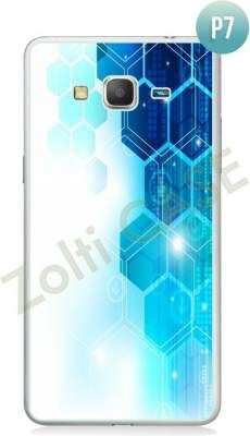 Etui Zolti Ultra Slim Case - Galaxy Grand Prime - Texture - Wzór P7