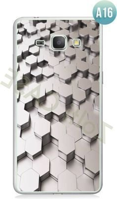 Etui Zolti Ultra Slim Case - Galaxy J1 - Abstract - Wzór A16