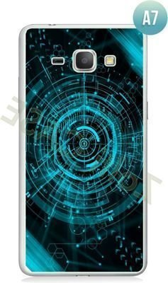 Etui Zolti Ultra Slim Case - Galaxy J1 - Abstract - Wzór A7