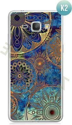 Etui Zolti Ultra Slim Case - Galaxy J1 - Colorfull- Wzór K2