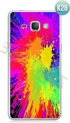Etui Zolti Ultra Slim Case - Galaxy J1 - Colorfull - Wzór K28
