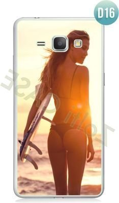 Etui Zolti Ultra Slim Case - Galaxy J1 - Erotic - Wzór D16