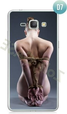 Etui Zolti Ultra Slim Case - Galaxy J1 - Erotic - Wzór D7