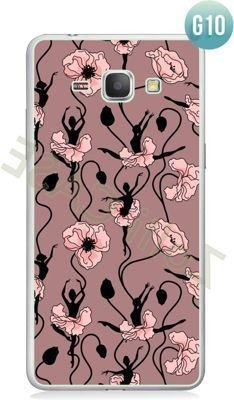 Etui Zolti Ultra Slim Case - Galaxy J1 - Girls Stuff - Wzór G10