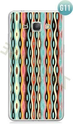 Etui Zolti Ultra Slim Case - Galaxy J1 - Girls Stuff - Wzór G11