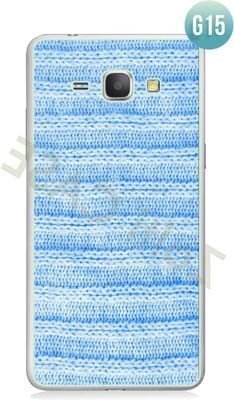 Etui Zolti Ultra Slim Case - Galaxy J1 - Girls Stuff - Wzór G15