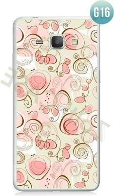 Etui Zolti Ultra Slim Case - Galaxy J1 - Girls Stuff - Wzór G16