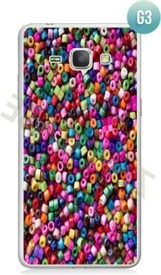 Etui Zolti Ultra Slim Case - Galaxy J1 - Girls Stuff - Wzór G3