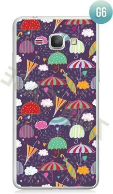 Etui Zolti Ultra Slim Case - Galaxy J1 - Girls Stuff - Wzór G6