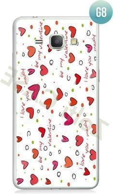 Etui Zolti Ultra Slim Case - Galaxy J1 - Girls Stuff - Wzór G8