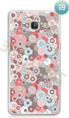 Etui Zolti Ultra Slim Case - Galaxy J1 - Girls Stuff - Wzór G9