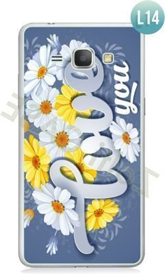 Etui Zolti Ultra Slim Case - Galaxy J1 - Romantic - Wzór L14