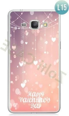 Etui Zolti Ultra Slim Case - Galaxy J1 - Romantic - Wzór L15