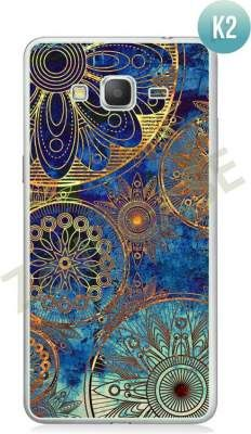Etui Zolti Ultra Slim Case - Galaxy J5 - Colorfull- Wzór K2