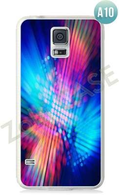Etui Zolti Ultra Slim Case - Galaxy S5 - Abstract - Wzór A10