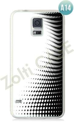 Etui Zolti Ultra Slim Case - Galaxy S5 - Abstract - Wzór A14