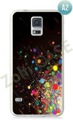 Etui Zolti Ultra Slim Case - Galaxy S5 - Abstract - Wzór A2